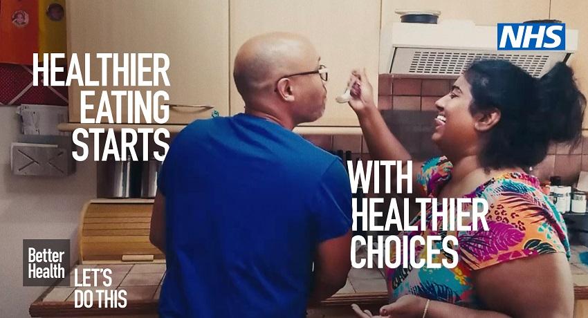 NHS Better Health - Healthy Eating