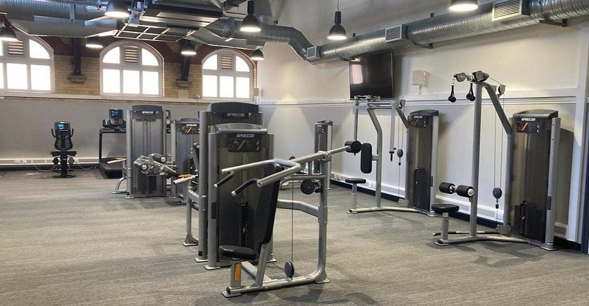 Beverley Road Baths Gym