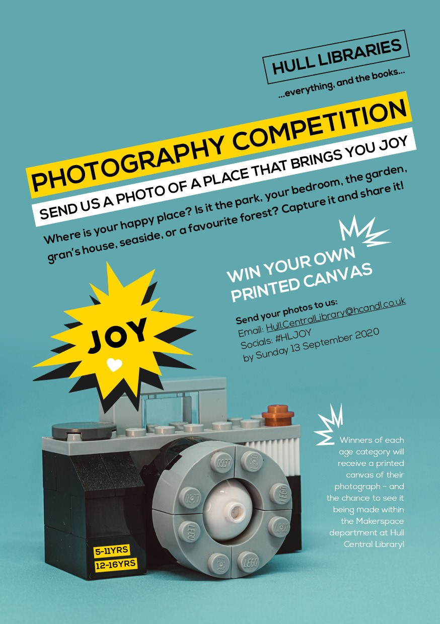 HULL LIBRARIES PHOTOGRAPHY COMPETITION