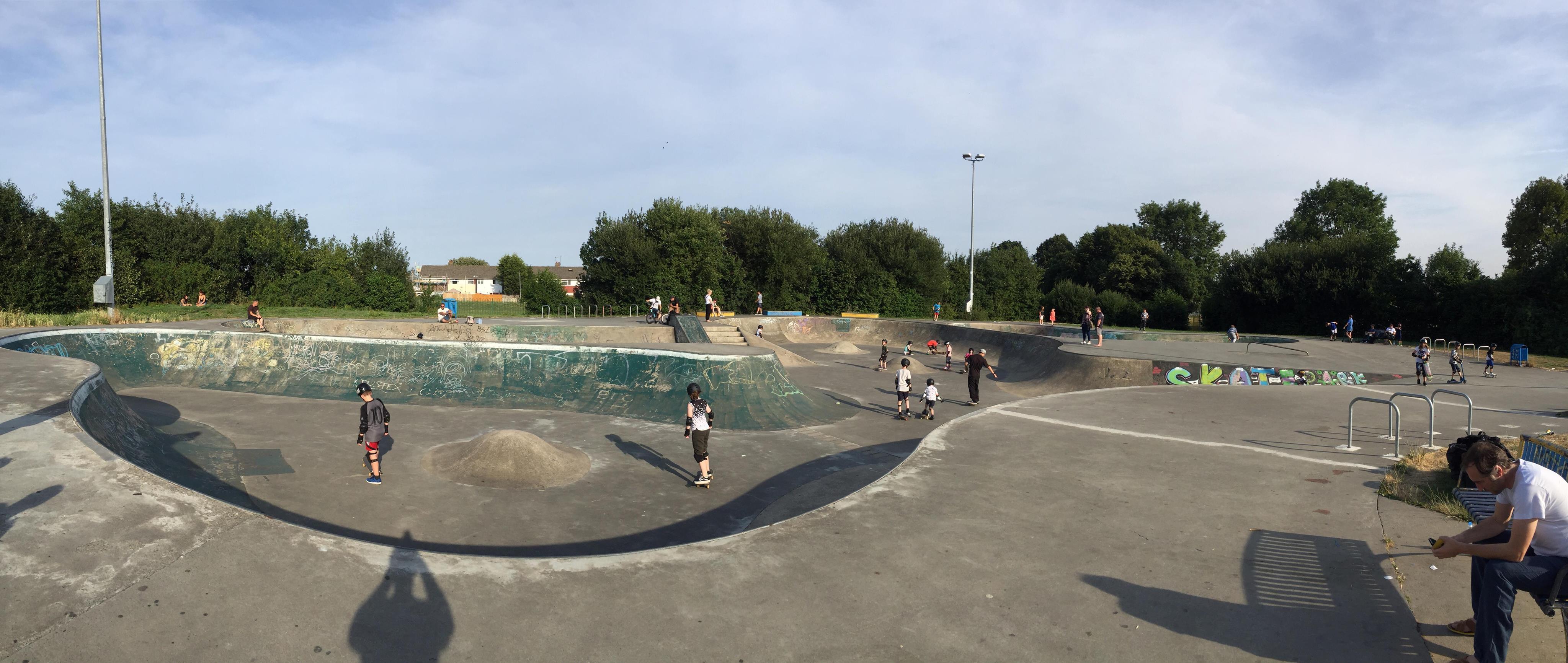 Ings Skate Park