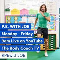 PE with Joe Wicks