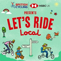 Lets Ride Local logo