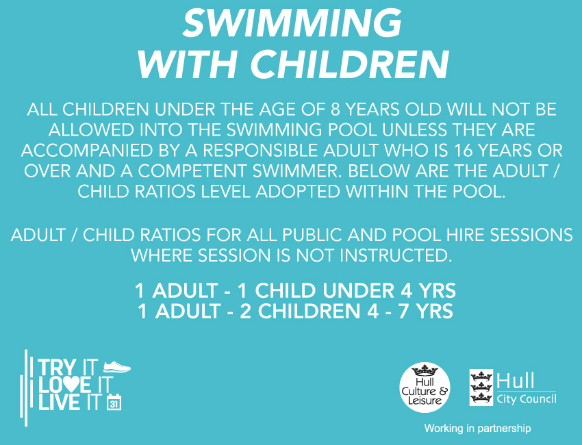 Pools Admission Guide