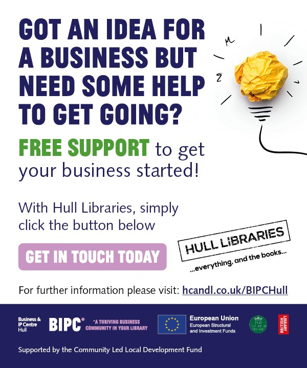 BIPC HULL BUSINESS SUPPORT CLLD