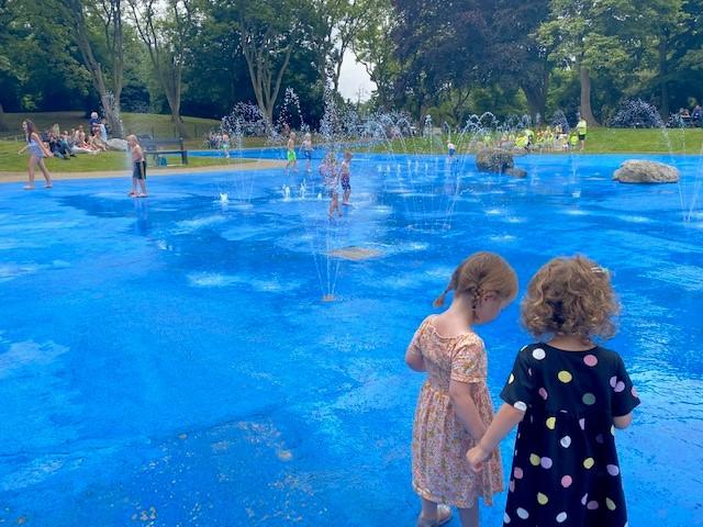 East Park Splash Pad