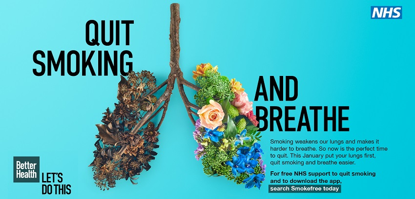 NHS Better Health - Quit Smoking