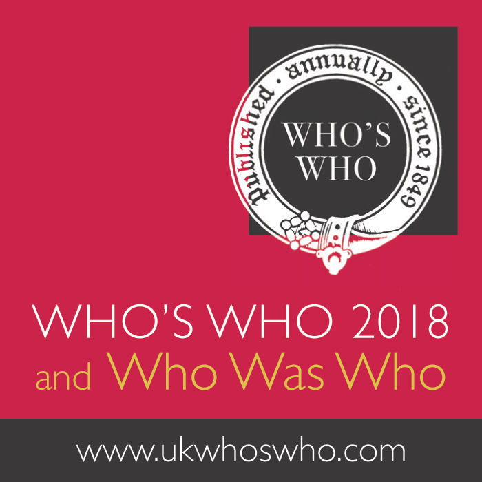 Who's who and who was who logo