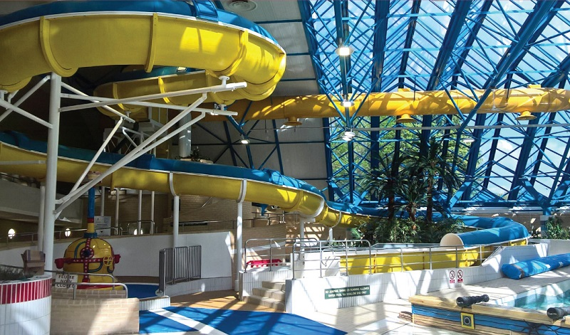 Woodford Leisure Centre Fun Pool