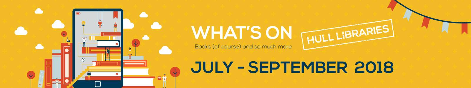 Events at Hull Libraries