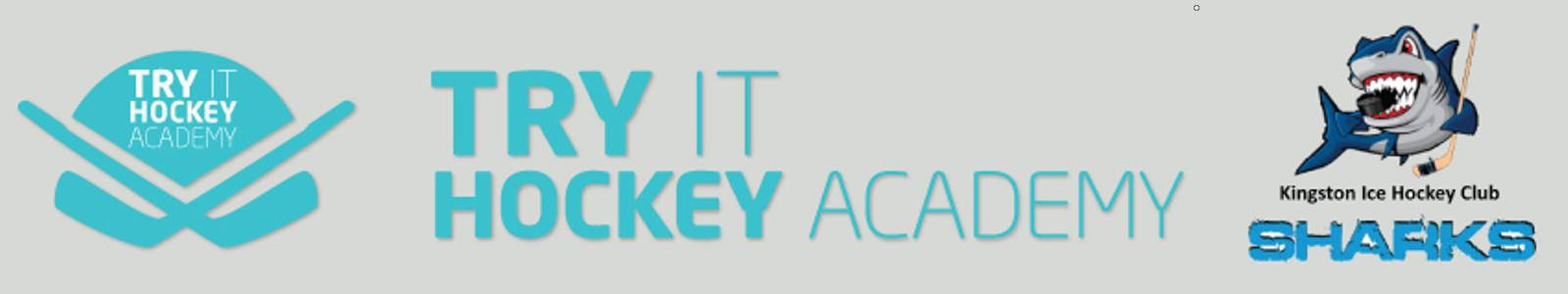 Try It Ice Hockey Academy Banner