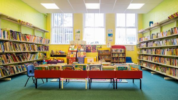 Avenues Library 2