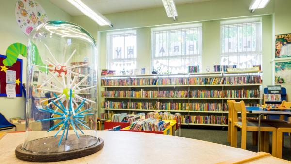 Gipsyville Library 4
