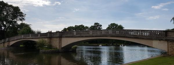 Photo of East Park Bridge