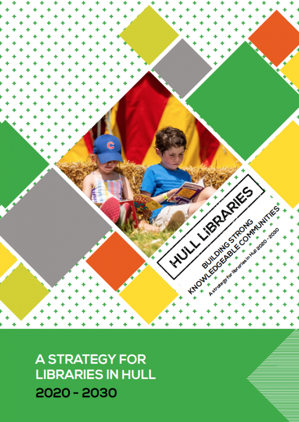HULL LIBRARIES STRATEGY 2020-203