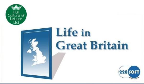 Life in Great Britain logo