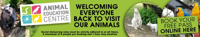 Animal Education Centre Now Open