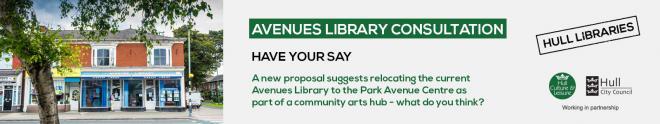 Avenue Library Consultation